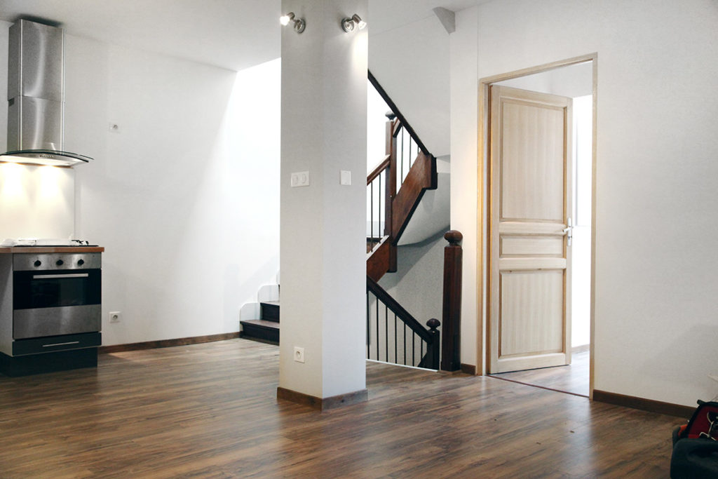 appartements cuisine salon renovation cles en main investisseur locatif